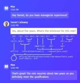 mya chatbot