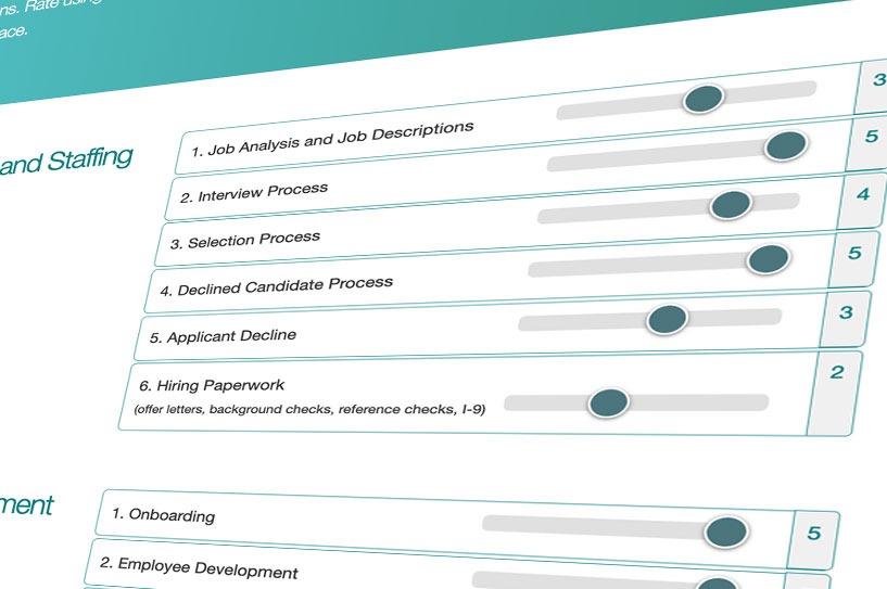 What's Working and What's Not – HR Checklist to Evaluate
